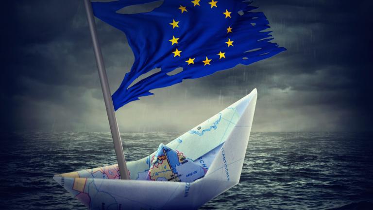 европа-крах