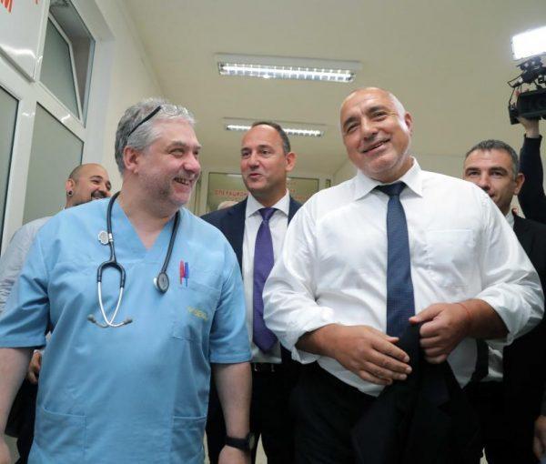 borisov s lekari