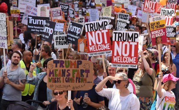 protesti trump