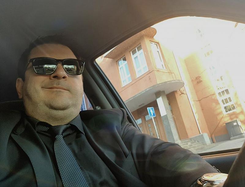 Ангел Славов е общински съветник от ГЕРБ в Пловдив
